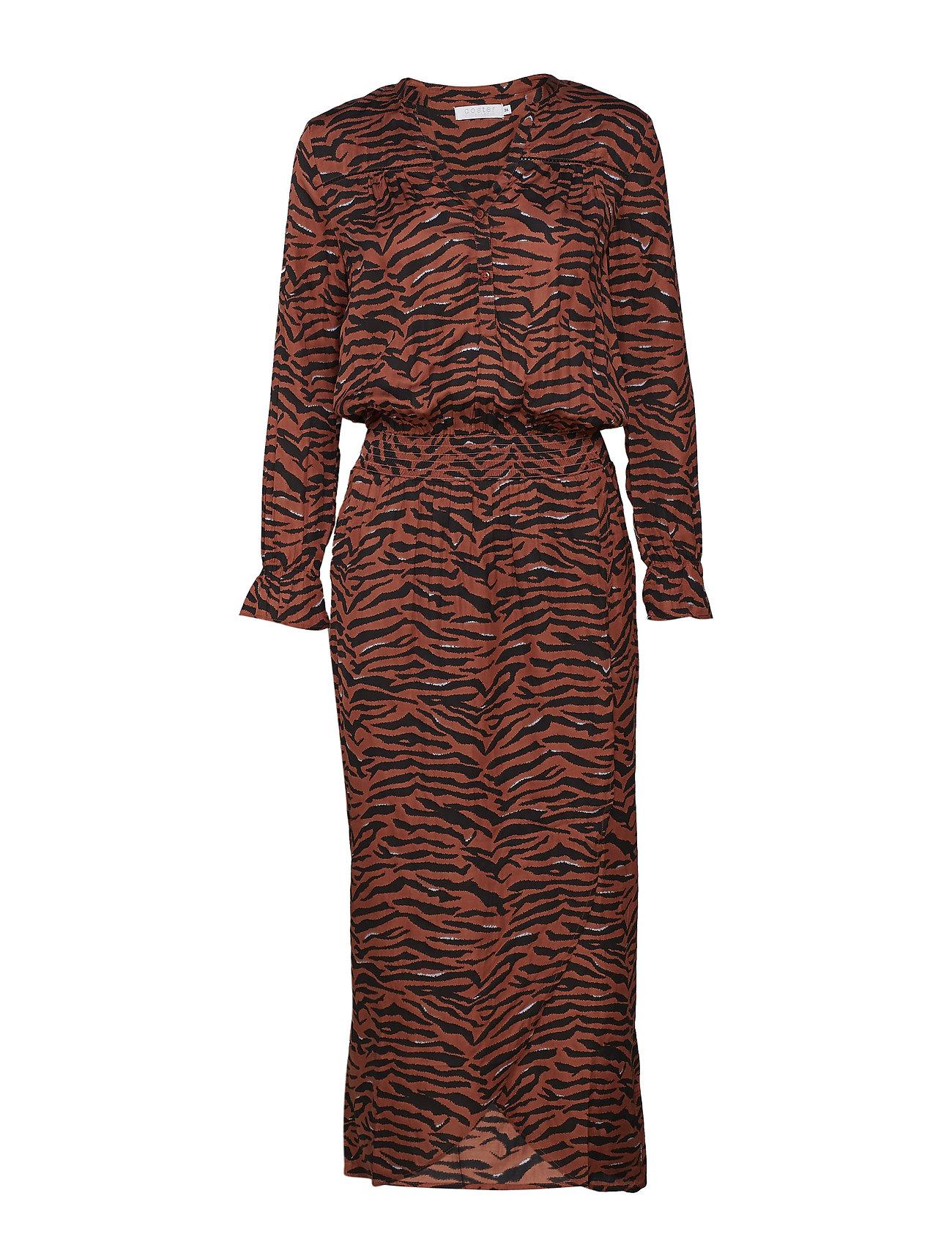 Dress W. Zebra Print - Coster Copenhagen
