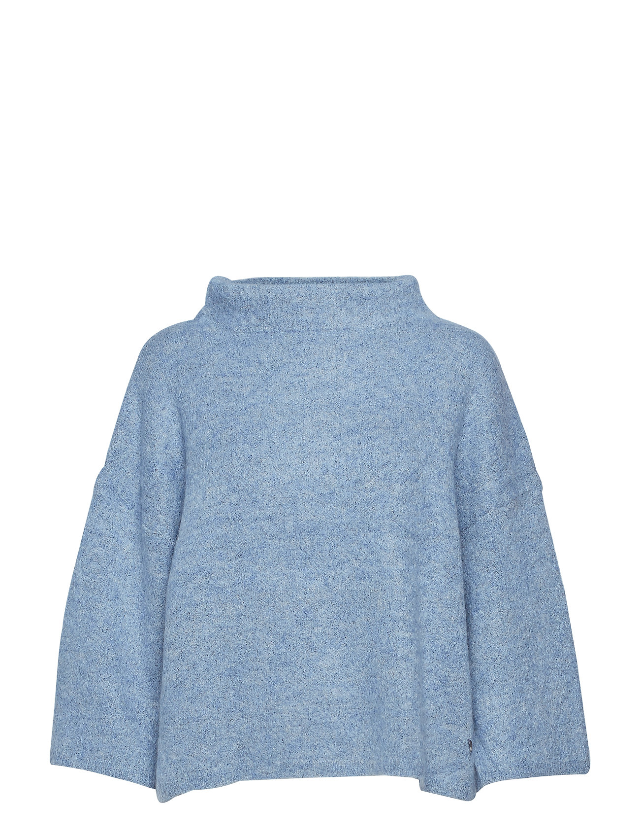 Coster Copenhagen Sweater in mohair w. high neck Ögrönlar
