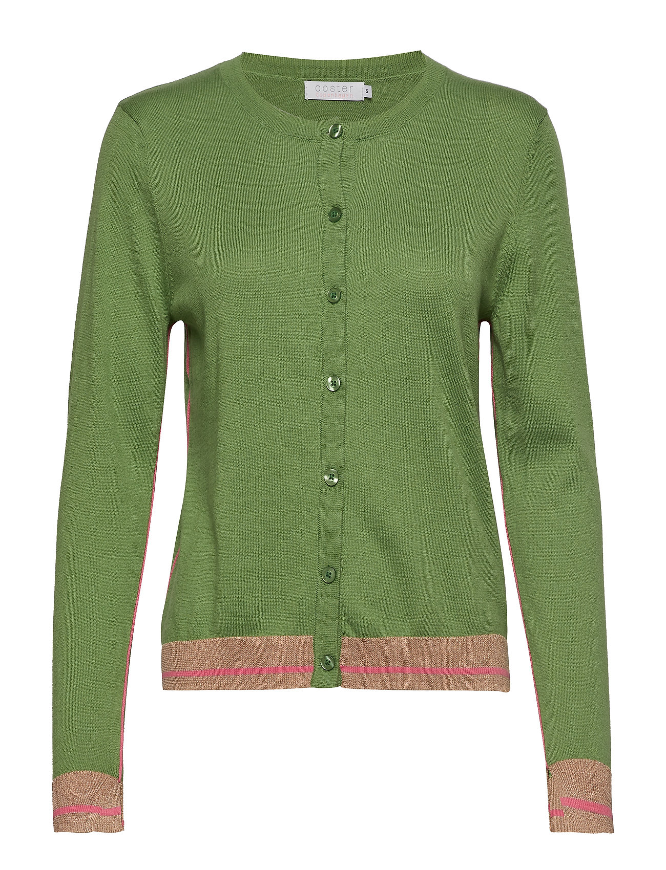 Seawoolforrest Cardigan GreenCoster Knitted In Copenhagen nvNm8wO0