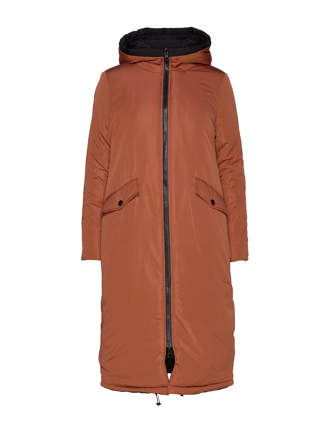 Jacket WBig Pockets Atblackorange Revesible MistCoster Copenhagen 5R34AjL