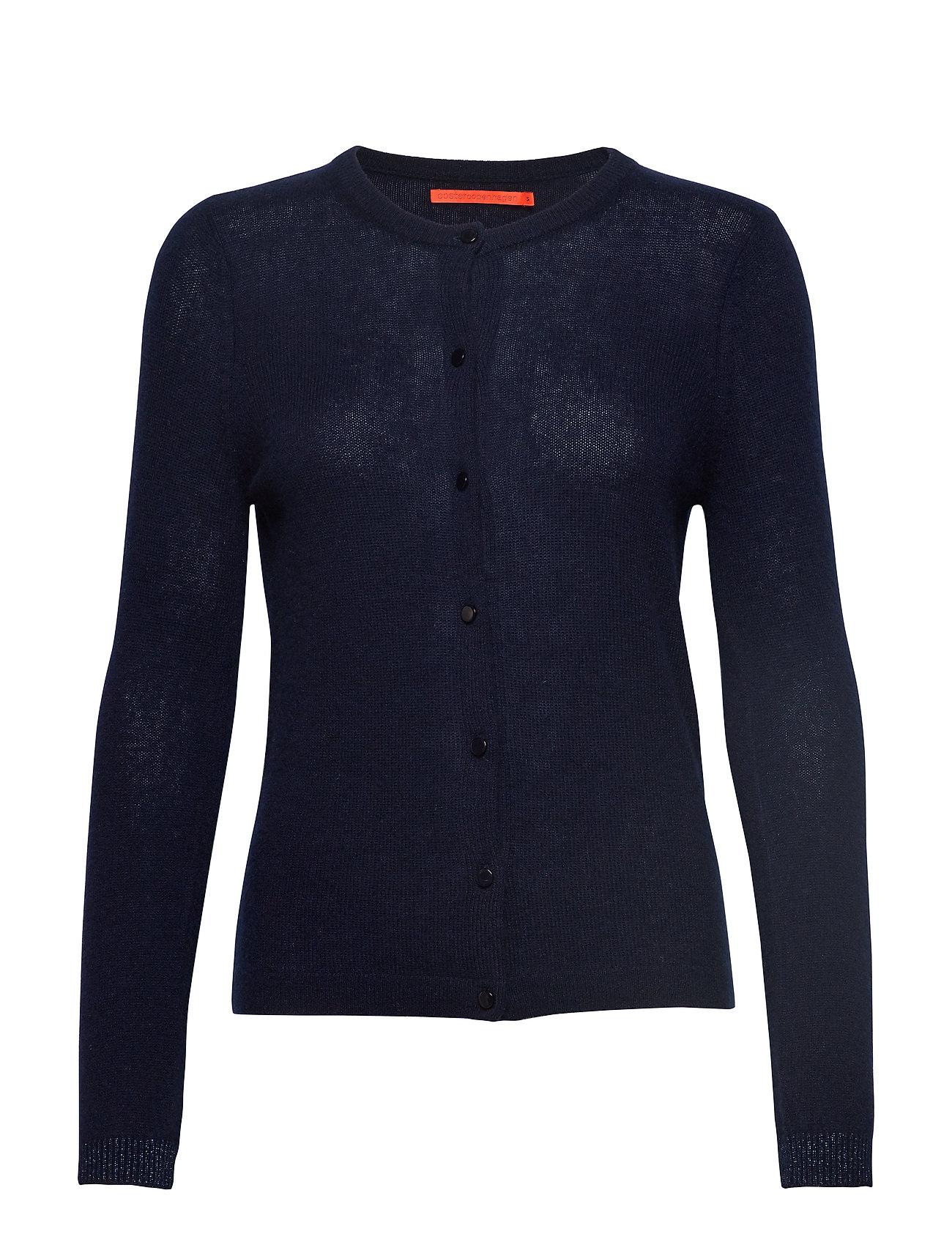 Coster Copenhagen Cashmere cardigan - NIGHT SKY BLUE
