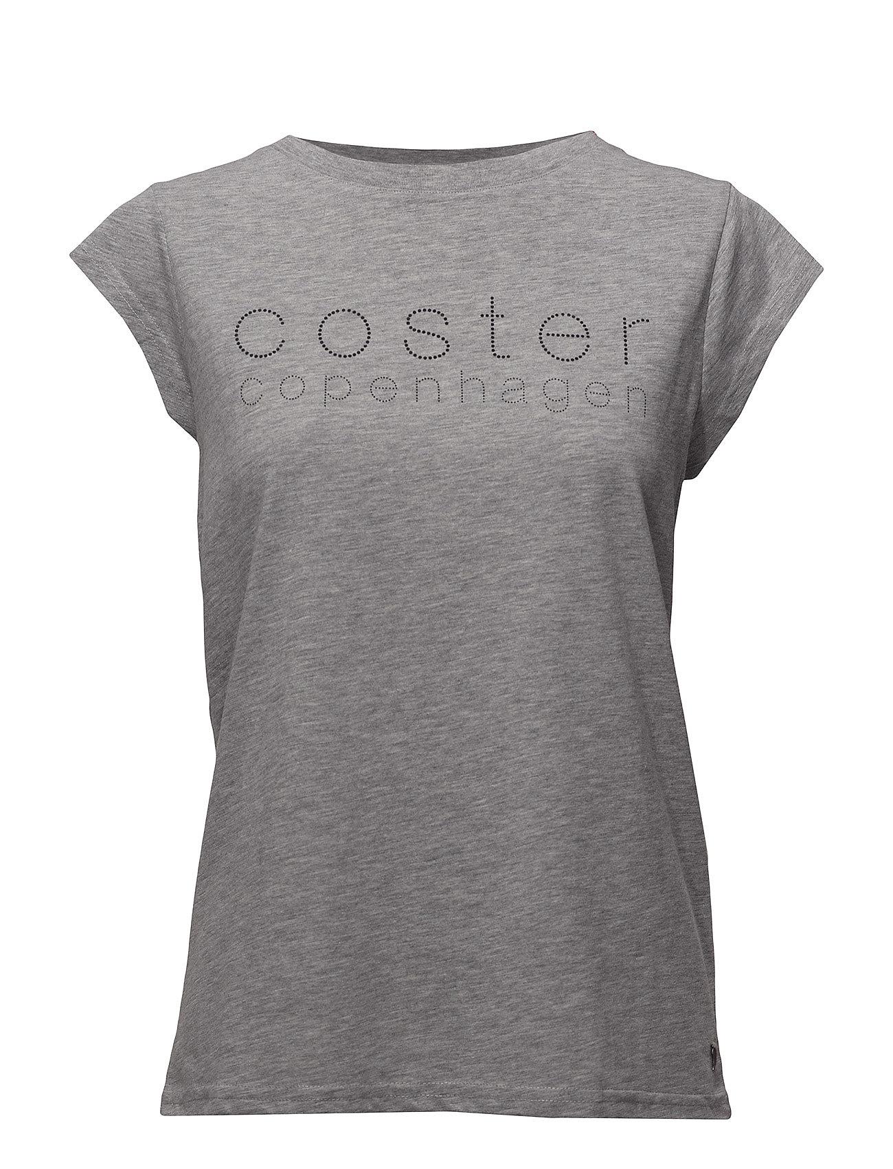 T-Shirt W. Coster Logo - Coster Copenhagen