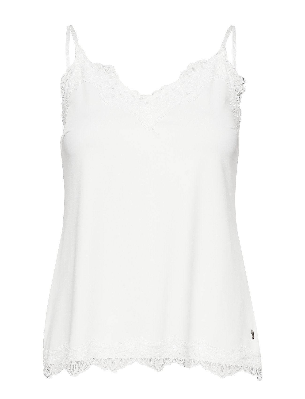 Coster Copenhagen Strap top w. lace