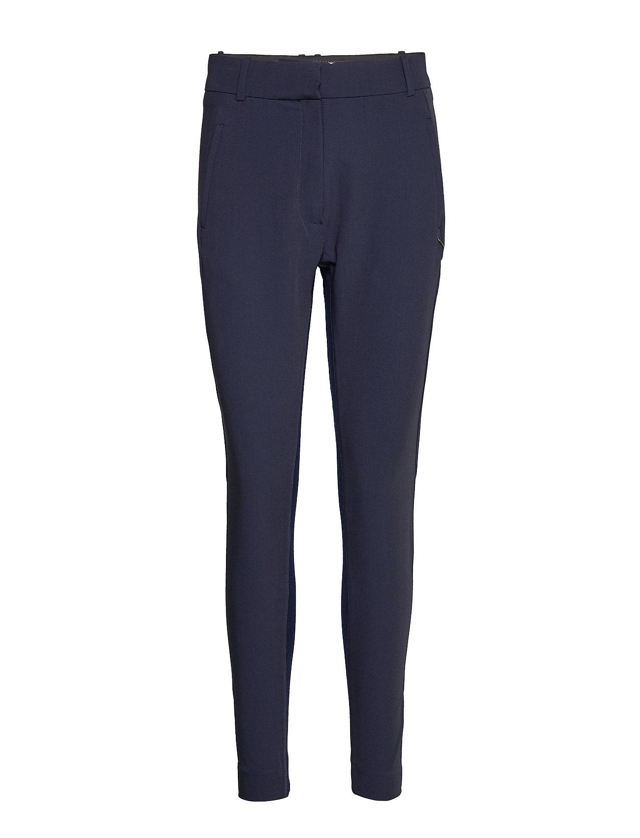 Coster Copenhagen Suit pants - Coco - DARK BLUE