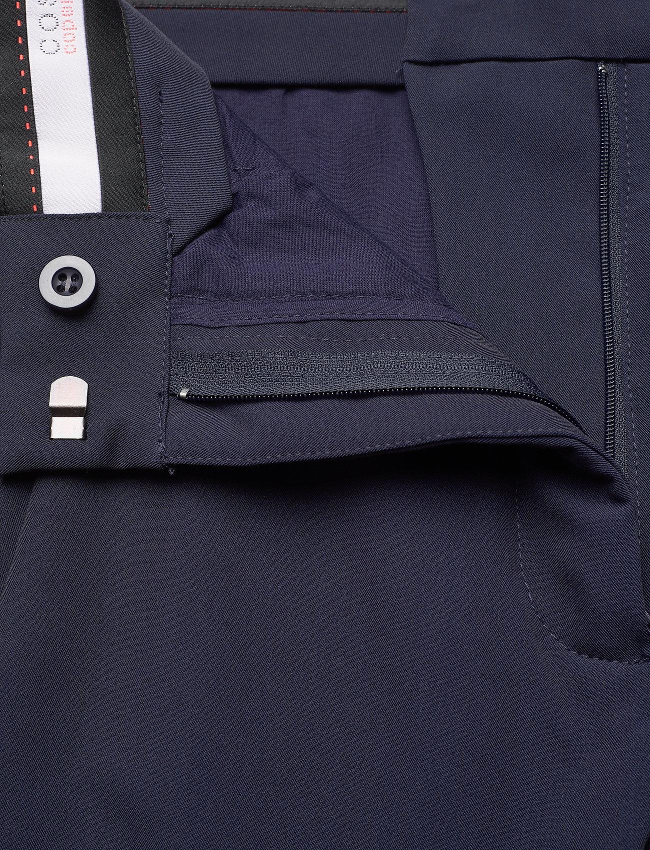 Coster Copenhagen Suit pants - Coco - Spodnie DARK BLUE - Kobiety Odzież.