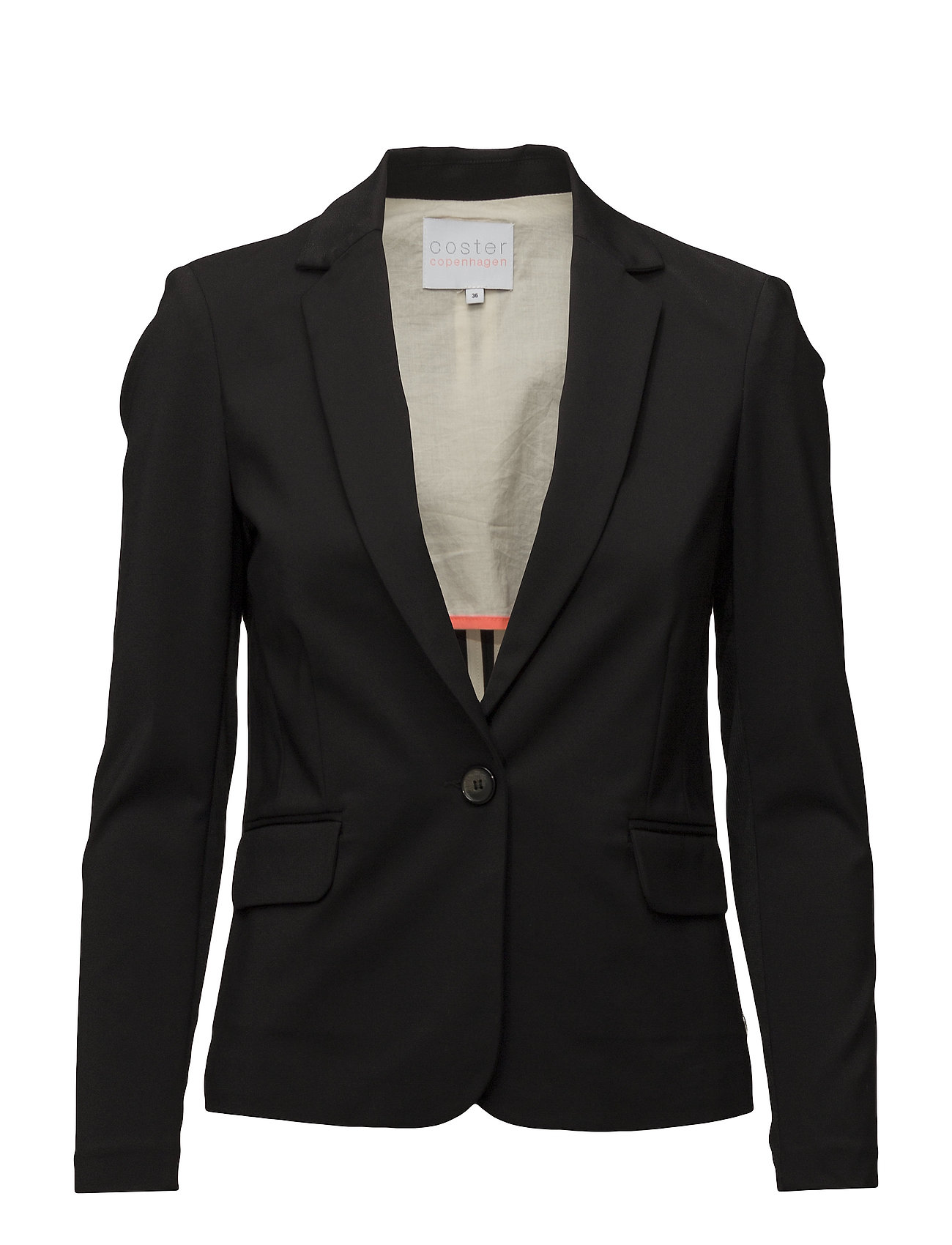 Coster Copenhagen Suit jacket - BLACK