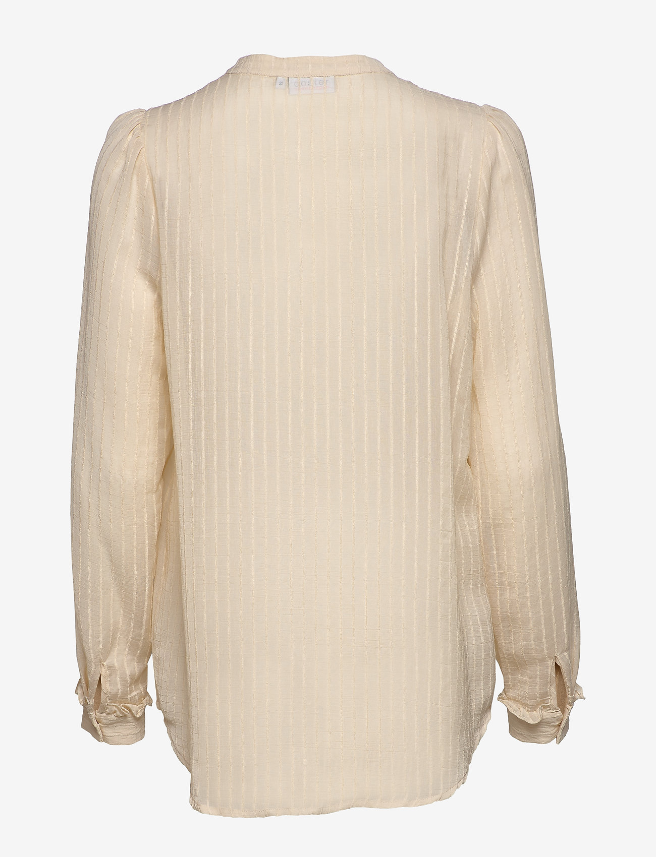 Longsleeved Shirt W. Frill At Cuffs (Corn Cream) (71.20 €) - Coster Copenhagen m2Yrv