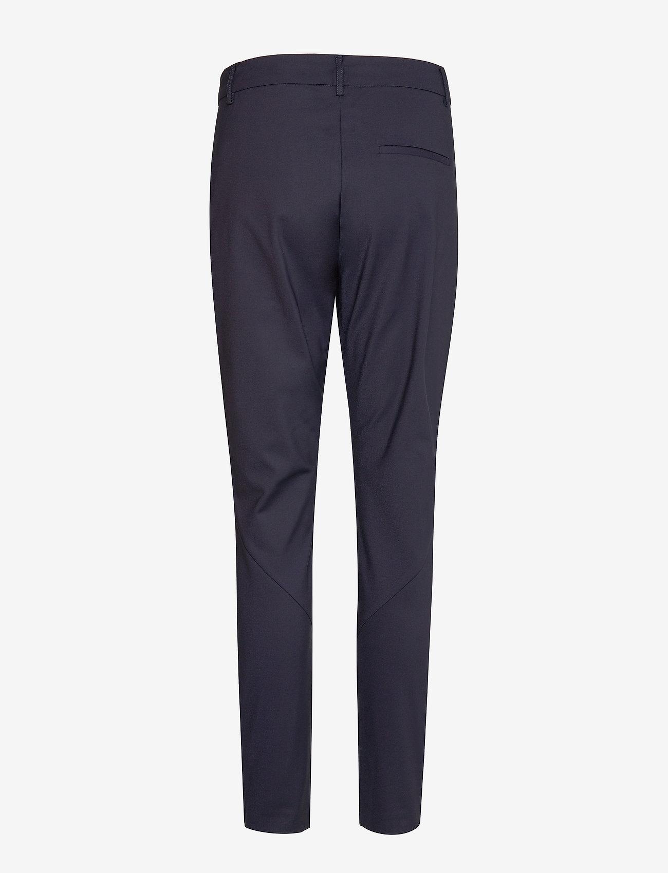 Coster Copenhagen Classic long pants - Stella - Spodnie NIGHT SKY BLUE - Kobiety Odzież.