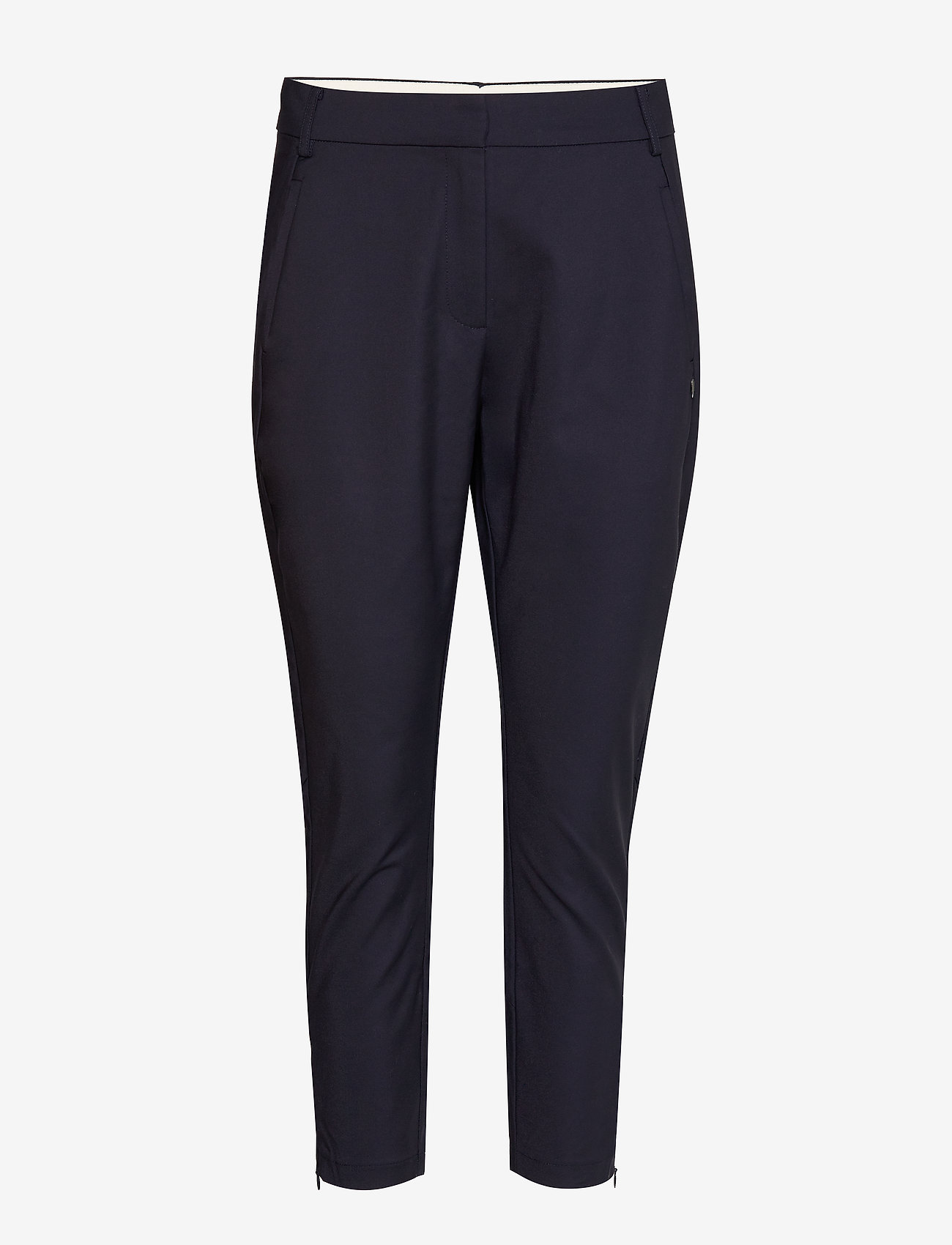 Coster Copenhagen - 7/8 pants - Stella - raka byxor - night sky blue - 0