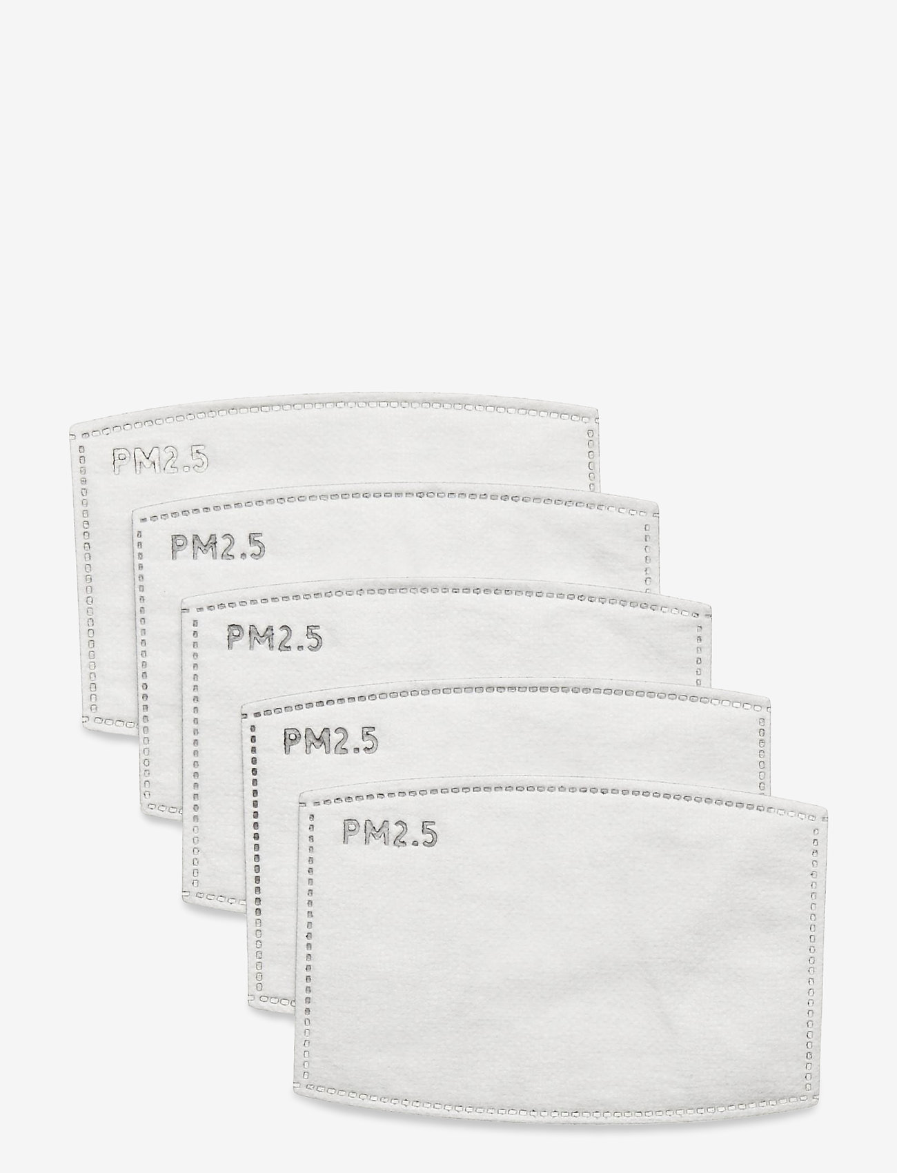 Coster Copenhagen - Face mask with 5 filters - gezicht maskers - black/white - 1
