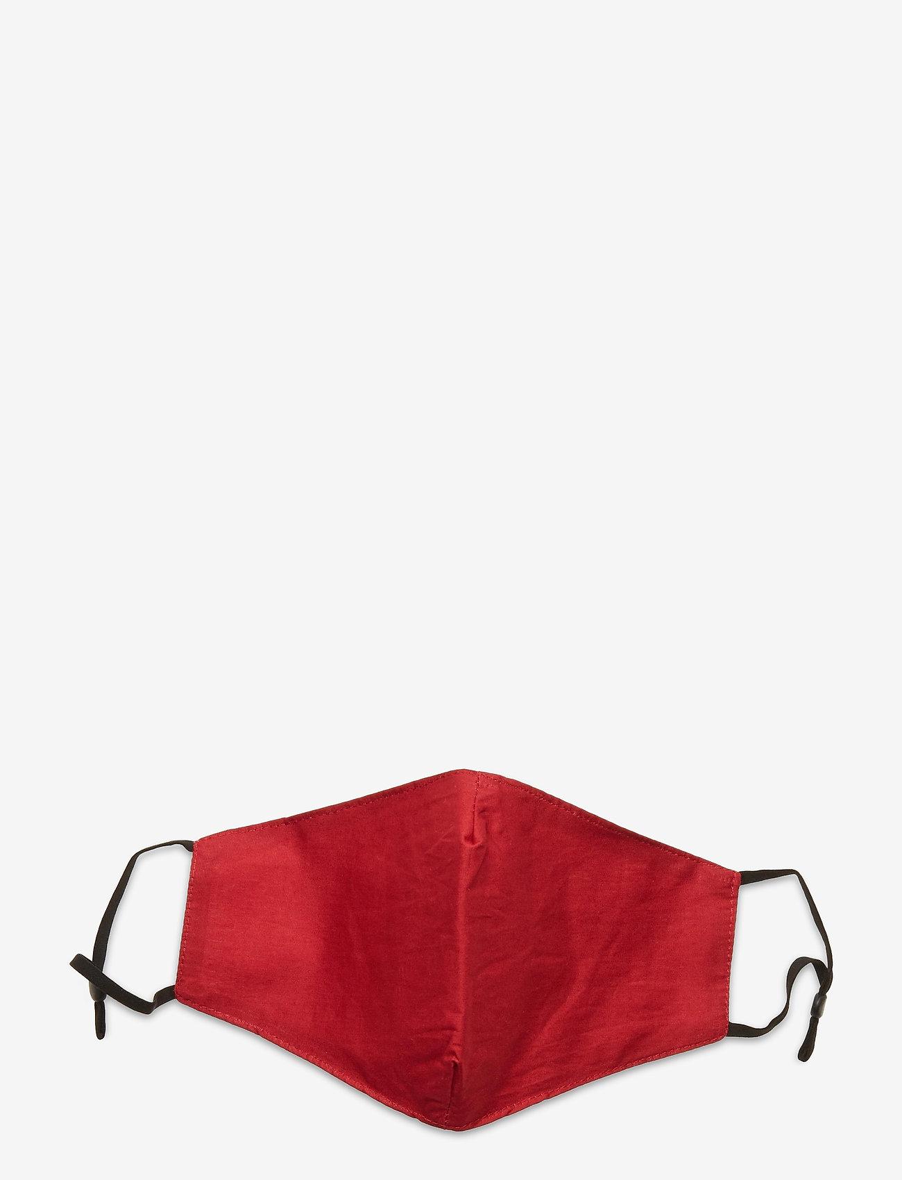 Coster Copenhagen - Face mask with 5 filters - gezicht maskers - bordeaux - 0