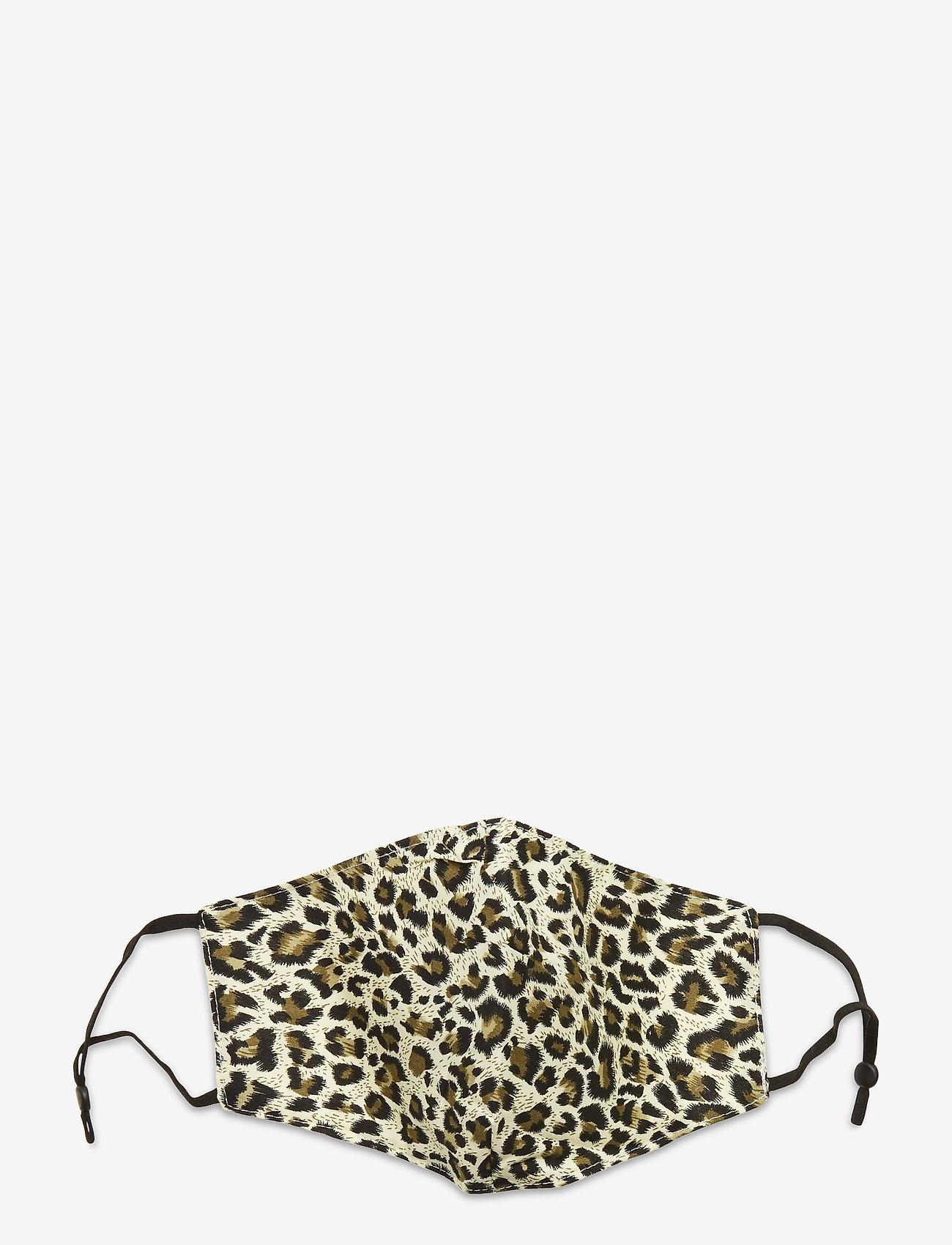 Coster Copenhagen - Face mask with 5 filters - gezicht maskers - leopard print - 0