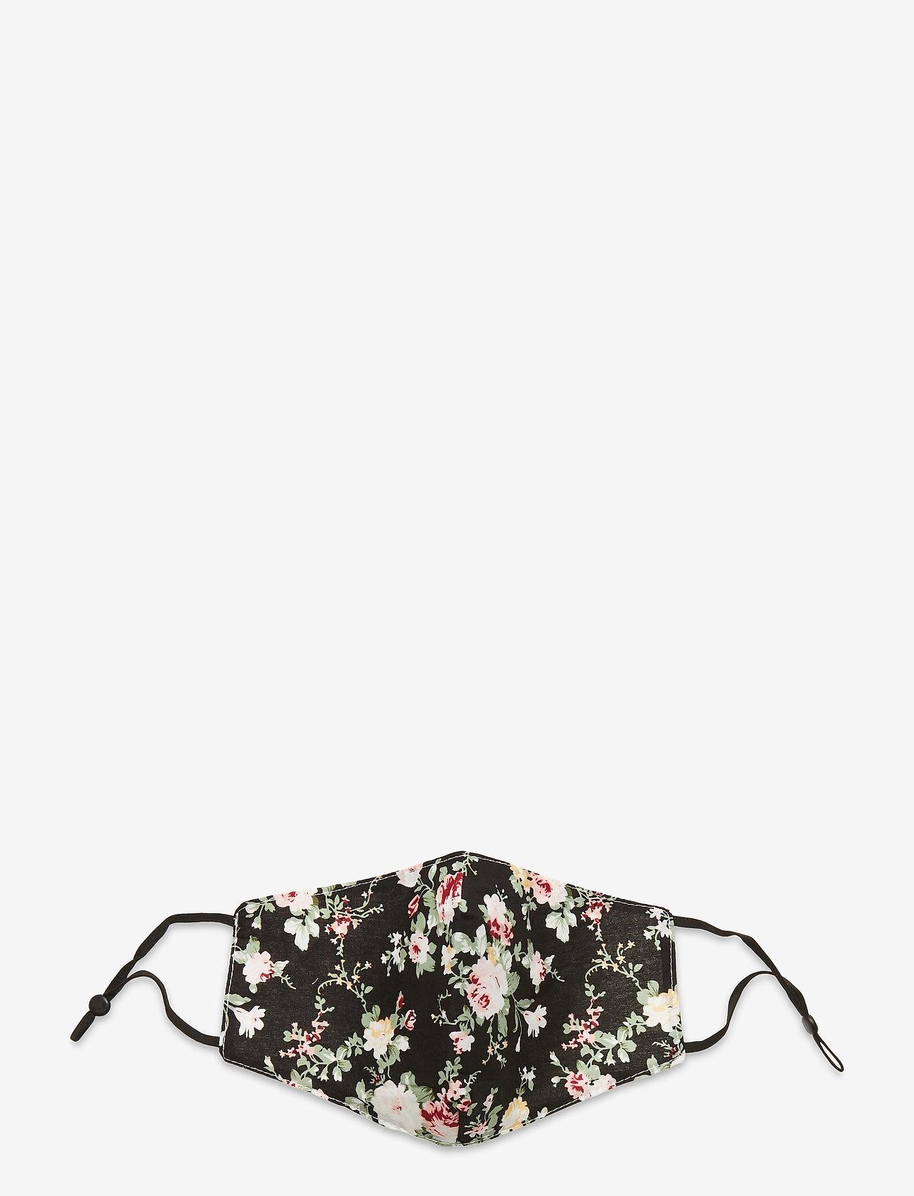 Coster Copenhagen - Face mask with 5 filters - gezicht maskers - soft flower print - 0