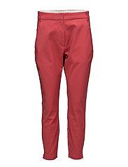 7/8 pants - RASPBERRY
