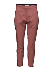 7/8 pants - DUSTY ROSE
