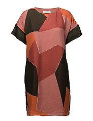 Dream print dress - DREAM PRINT