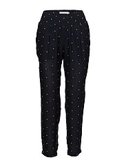 Trousers W. Embroidered Stars thumbnail