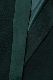 Coster Copenhagen - Long jacket w. shawl collar - light coats - emerald green - 3