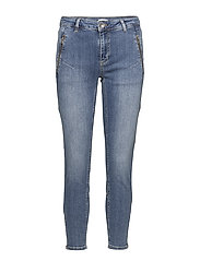 Jeans Relaxed 7/8 Jeans