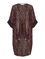 Kimono in Seeds print - SEEDS PRINT