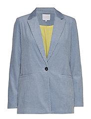 Coster Copenhagen Suit jacket in corduroy - SHADOW BLUE