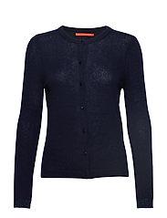 Cashmere cardigan - NIGHT SKY BLUE