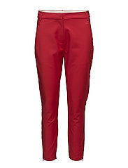 7/8 pants - Stella - HAUTE RED