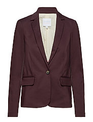 Suit jacket - BLACKBERRY