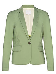 Suit jacket - CRYSTAL GREEN