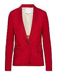 Suit jacket - WINE RED
