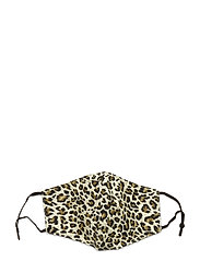 Face mask with 5 filters - LEOPARD PRINT