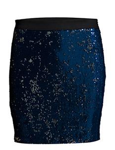 Sequiens skirt - KING BLUE