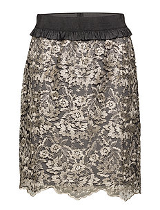 Skirt in lace - RACOON GOLD