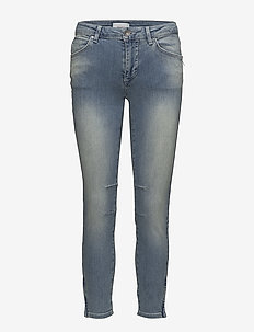 Slim fit jeans same as 3124 - slim jeans - washed blue