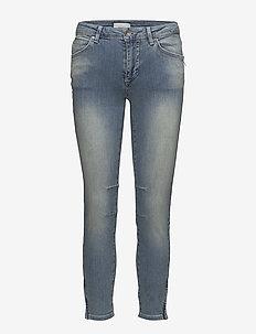 Slim fit jeans same as 3124 - slim jeans - washed blue