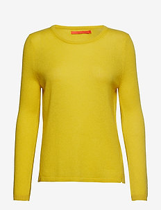 Cashmere o-neck - FRESH MEADOW