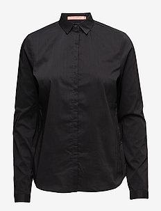 Shirt (Basic) - BLACK