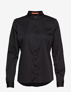 Regular shirt - BLACK
