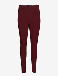Suit pants - Coco - BORDEAUX