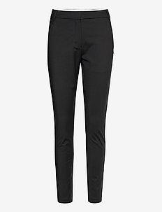 Classic long pants - Stella - bukser med lige ben - black