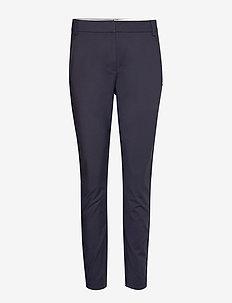 Classic long pants - Stella - broeken med straight ben - night sky blue