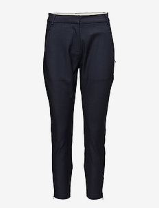 7/8 pants - Stella - straight leg broeken - dark blue