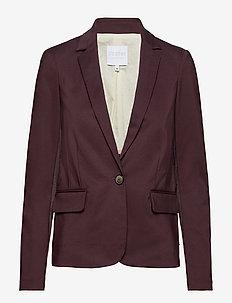 Suit jacket - BLACKBERRY