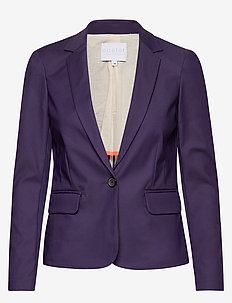 Suit jacket - DARK LILAC