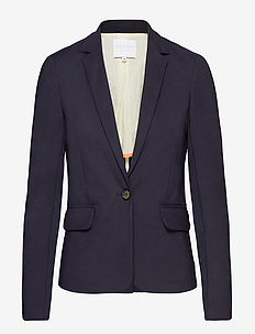 Suit jacket - matchande set - night sky blue