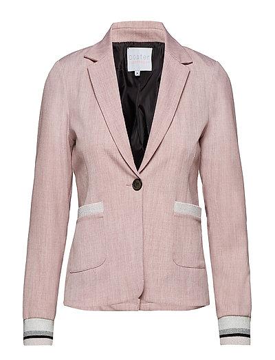 Suit jacket w. rib at cuff - ROSE MALANGE