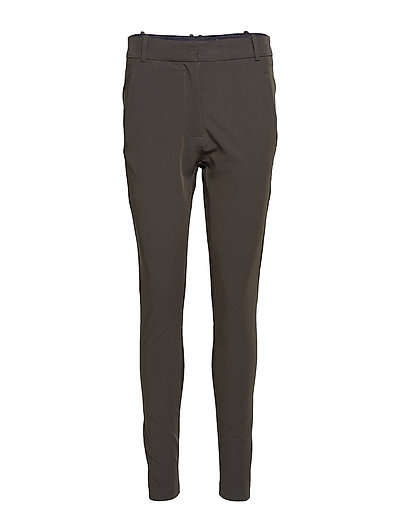 Suit pants - Coco - HUNTER GREEN