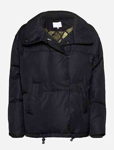 Puffer jacket - vinterjakker - black