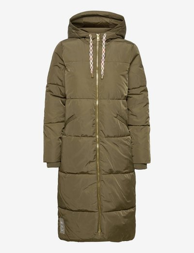 Puffer jacket - manteaux d'hiver - hunter green