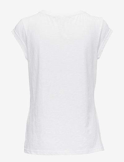Coster Copenhagen Basic Tee- T-paidat & Topit White
